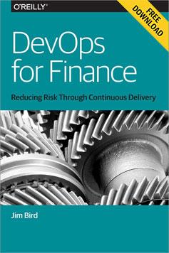 DevOps for Finance Cover