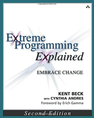 Extreme Programming Explained Cover