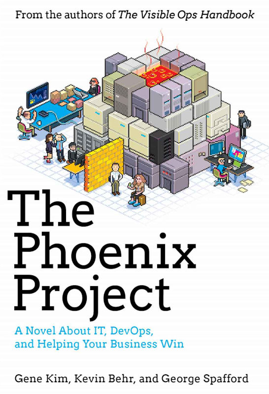 The Phoenix Project Cover