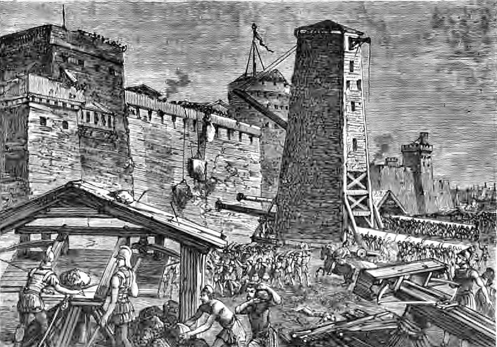 Attack of Rhodes