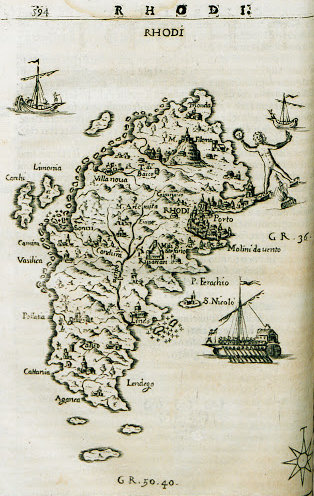 Island of Rhodes